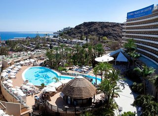 Hotel Gloria Palace San Agustin Thalasso & Hotel Luftaufnahme