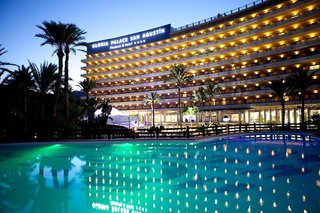 Hotel Gloria Palace San Agustin Thalasso & Hotel Außenaufnahme