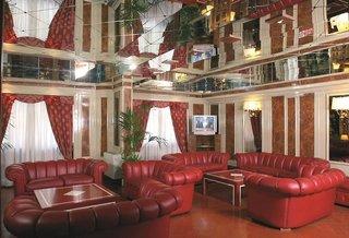 Hotel Portamaggiore Lounge/Empfang