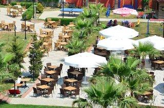 Hotel Club Side Coast Hotel Terasse