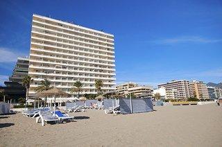 Hotel Apartamentos Turisticos Stella Maris Fuengirola Außenaufnahme