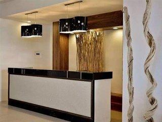 Hotel Cancun Bay Resort Lounge/Empfang