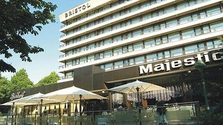 Hotel Centro Hotel Bristol Bonn Außenaufnahme