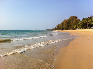 Hotel Kiang Haad Beach Hua Hin Strand