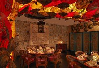 Hotel Anantara The Palm Dubai Resort Restaurant