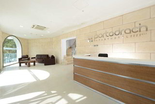 Hotel Aparthotel Porto Drach Lounge/Empfang
