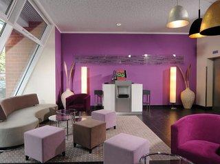 Hotel Leonardo Hotel Berlin Lounge/Empfang