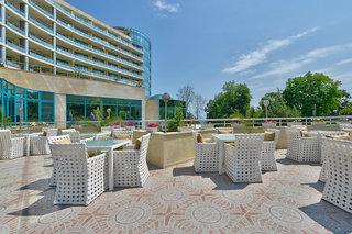 Hotel Marina Grand Beach Hotel Terasse
