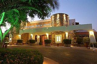 Hotel Alexander Beach Hotel & Village Außenaufnahme