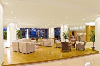 Hotel Eden Roc Resort Hotel & Bungalows Lounge/Empfang
