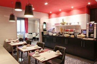 Hotel Best Western Allegro Nation Frühstücksraum
