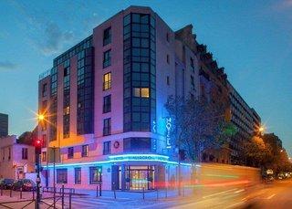 Hotel Best Western Allegro Nation Außenaufnahme