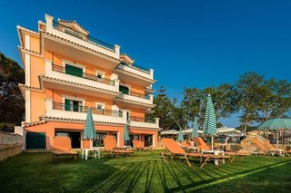 Hotel Andreolas Luxury Suites Garten
