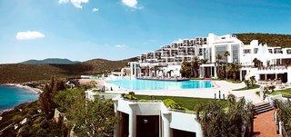 Hotel Kempinski Barbaros Bay Bodrum Außenaufnahme