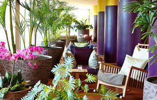 Hotel Bohemia Suites & Spa - Erwachsenenhotel Lounge/Empfang