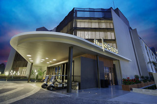 Hotel The Sense De Luxe Außenaufnahme