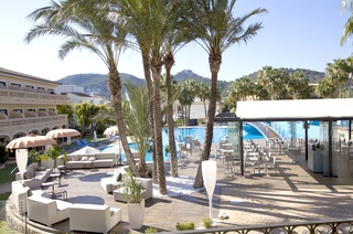 Hotel Mon Port Hotel & Spa Terasse