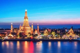 Hotel AVANI+ Riverside Bangkok Hotel Stadtansicht