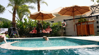 Hotel The Beach Boutique House Pool
