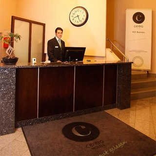 Hotel Best Western Hotel Hannover-City Lounge/Empfang