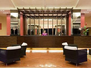 Hotel All Seasons Naiharn Phuket Lounge/Empfang