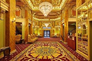Hotel Wolcott Lounge/Empfang