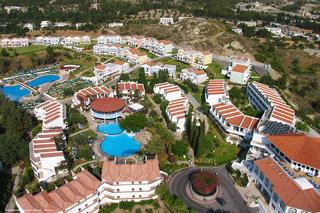 Hotel Cyprotel Faliraki Luftaufnahme