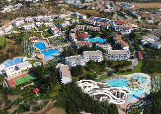 Hotel Cyprotel Faliraki Außenaufnahme