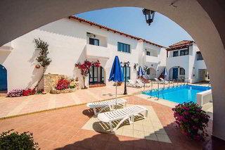 Hotel Iliana Pool