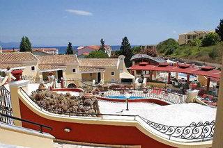 Hotel Mediterranean Blue Außenaufnahme