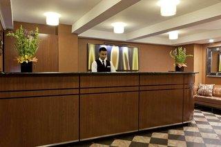 Hotel Broadway Plaza Lounge/Empfang