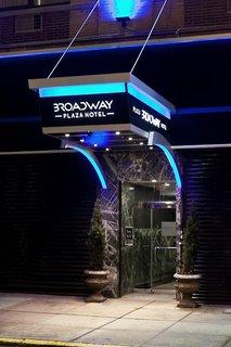 Hotel Broadway Plaza Außenaufnahme
