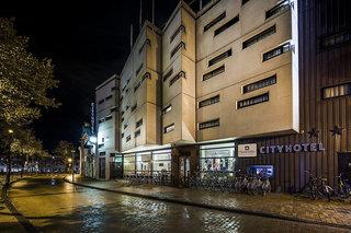 Hotel City Hotel Groningen Außenaufnahme