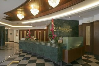 Hotel S´Argamassa Palace Suite Hotel Lounge/Empfang