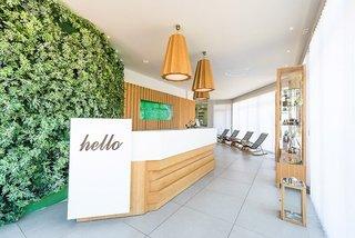 Hotel Stella Palace Resort & Spa Lounge/Empfang