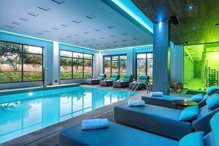 Hotel Stella Palace Resort & Spa Hallenbad