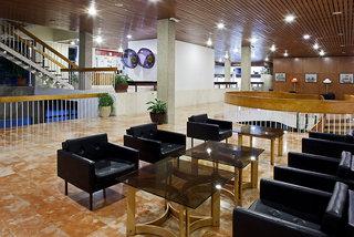 Hotel Bluesun Maestral Lounge/Empfang