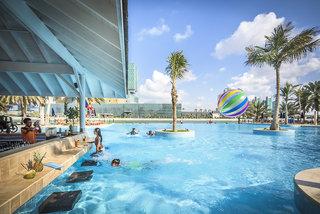 Hotel Beach Rotana Abu Dhabi Bar