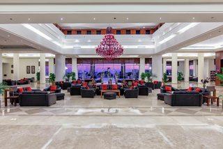 Hotel Cleopatra Luxury Beach Resort - Erwachsenenhotel Lounge/Empfang