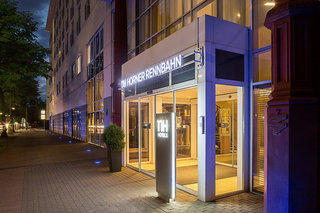 Hotel NH Hamburg Horner Rennbahn Außenaufnahme