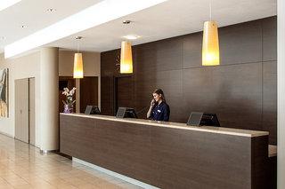 Hotel NH Hamburg Horner Rennbahn Lounge/Empfang