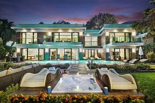 Hotel Nirvana Lagoon Luxury Außenaufnahme