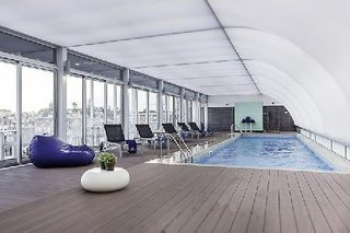 Hotel Baia Cascais Hallenbad