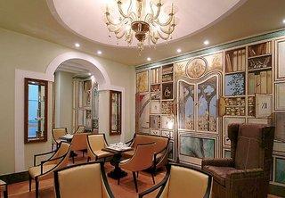 Hotel Dei Dragomanni Lounge/Empfang