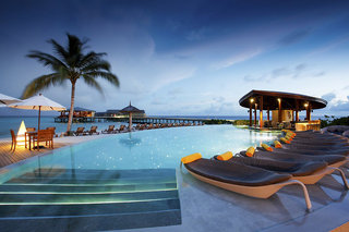 Hotel Centara Ras Fushi Resort & Spa Pool