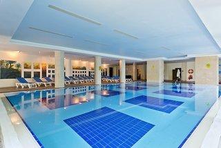 Hotel Concorde de Luxe Resort Hallenbad