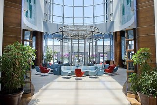 Hotel Concorde de Luxe Resort Lounge/Empfang