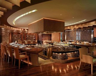 Hotel Grand Hyatt Dubai Restaurant