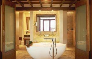 Hotel Sofitel Dubai The Palm Resort & Spa Badezimmer