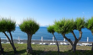 Hotel Dimitra Beach Resort Garten
